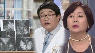 갱년기 증상 앓다 '유방암 수술'까지 한 홍여진! (청춘컴백청진기) @좋은아침 5364회 20180723