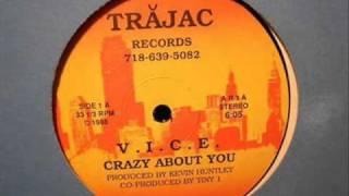 V.I.C.E. - TALK THAT TALK ( rare 1988 NJ rap )