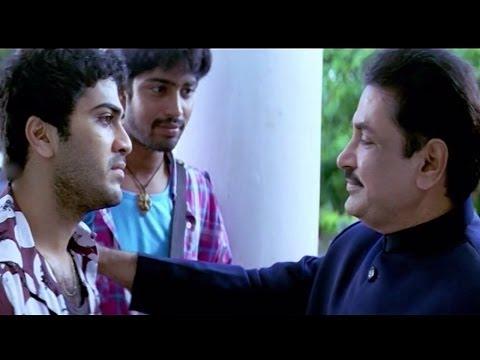 Gamyam Movie || Emotional Scene Between Sharwanand & His Father