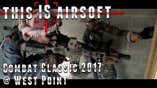 Airsoft Combat Classic 2017 @ West Point - This IS Airsoft - Airsoft Evike.com