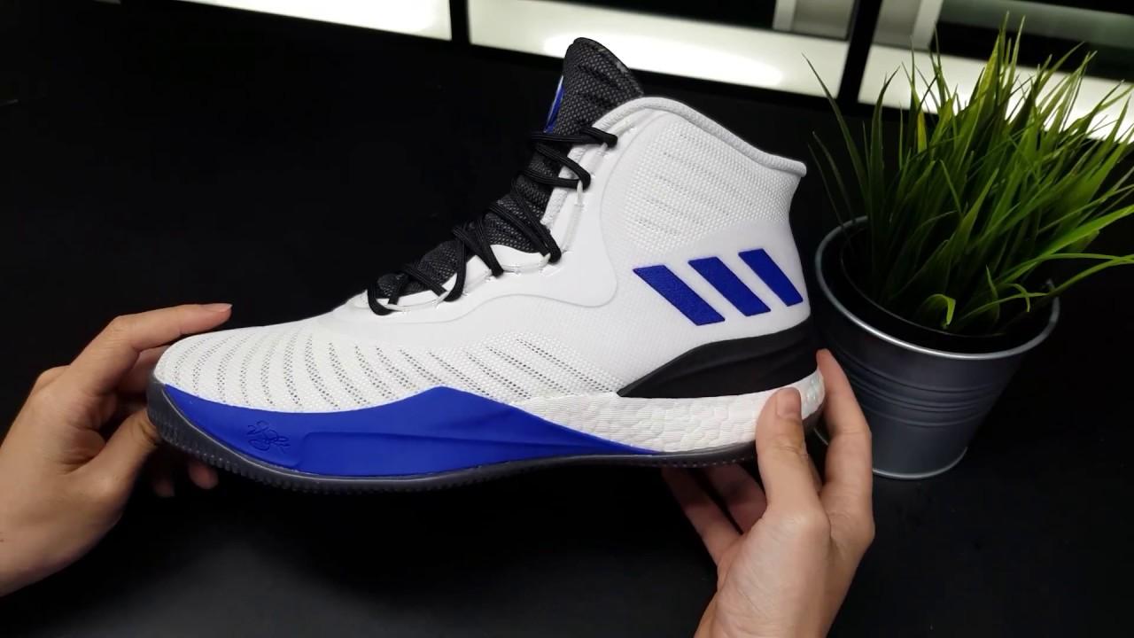 d0ace40f13d Hands on adidas D Rose 8