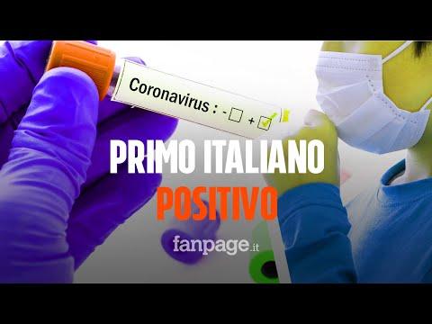 Coronavirus, Primo Italiano Positivo Allo Spallanzani Di Roma