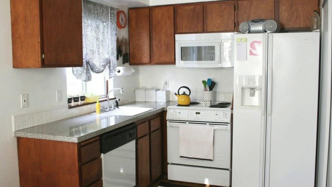 Diseños De Cocinas Modernas Rectangulares