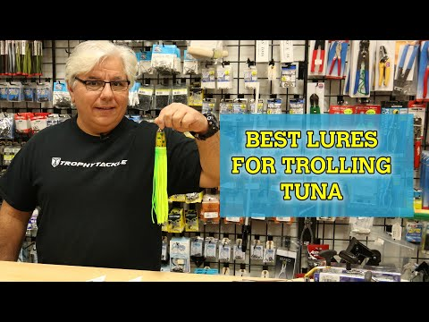 Best Lures For Trolling Tuna