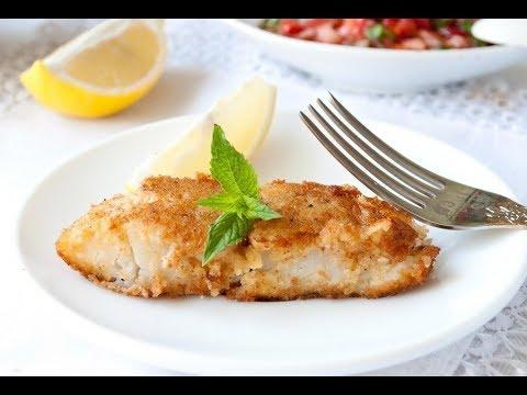 Как пожарить филе рыбы на сковороде