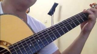 Và con tim đã vui trở lại - Kei (guitar cover)