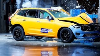 2017 Volvo XC60 - Crash Test