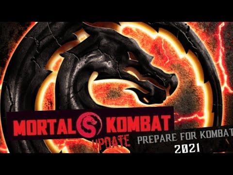 Mortal Kombat Movie 2021 Poster : Mortal Kombat 2021 ...
