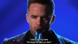 Creep - Brian Justin Crum - America's Got Talent (Vietsub)