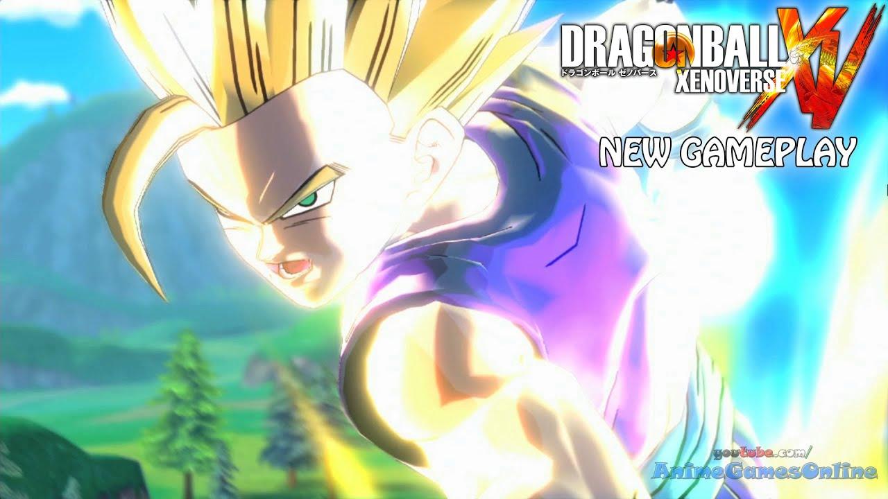 Dragon Ball Xenoverse Gameplay HD 1080p