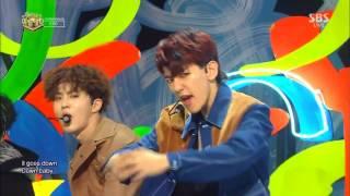 EXO (엑소) - Ko Ko Bop (코코밥 ) Comeback Week Mix 무대모음 교차편집