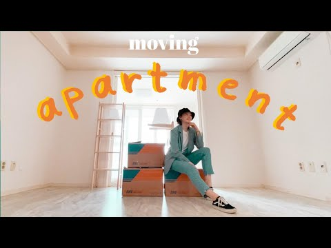 I am FINALLY Moving Apartments in Seoul ! ✨ [Apartment Series Ep. 1]   Sissel from YouTube · Duration:  15 minutes 1 seconds