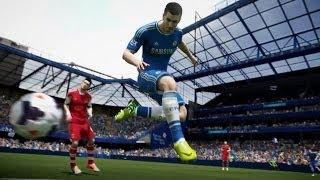 "FIFA 15 - Gameplay Features ""Incredible Visuals"" (EN)"