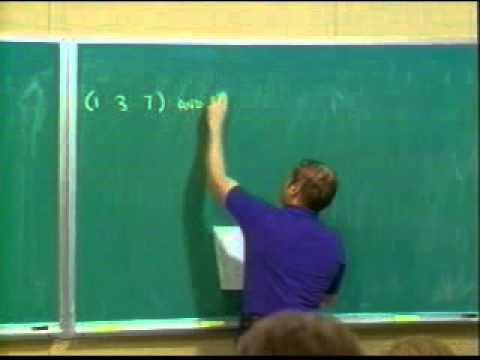 Lecture 8a: Logic Programming, Part 1