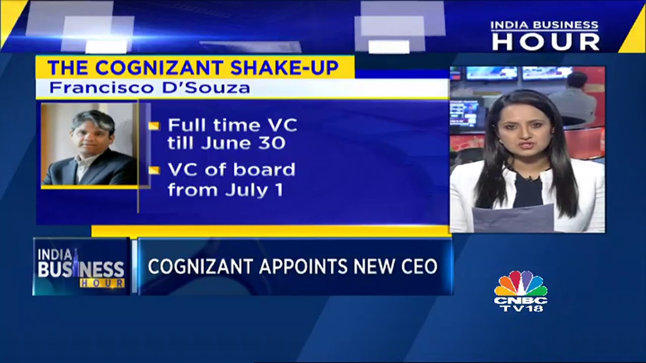 Cognizant Appoints New CEO