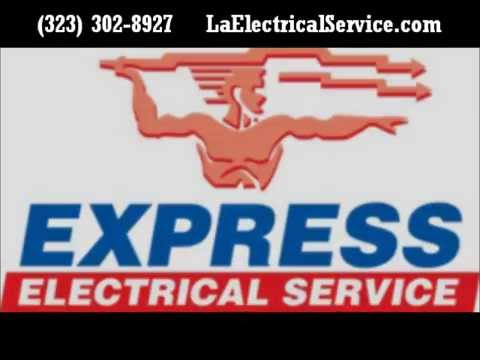 Los Angeles Electricians | Electrical Contractor in LA | Express Electrical Service