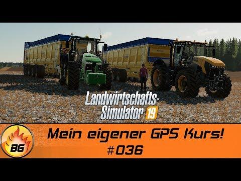 LS19 - BG FARM #036 | Mein eigener GPS Kurs! | FS19 Kandelin | Lets Play [HD]
