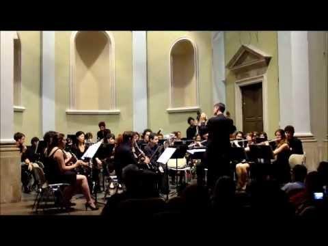 Conservatorio di Como, Bazar della Musica 2012: Symphonic Band