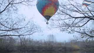 видео Бизнес полеты на воздушном шаре