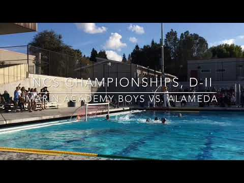 Marin Academy boys water polo team wins first-ever NCS championship ?#MarinPolo?