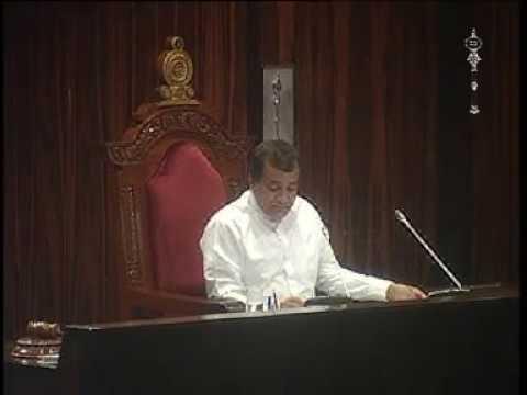 Parliament of Sri Lanka - 27 October 2016 Part 7