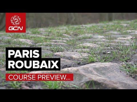 GCN Rides The Cobbles Of Paris-Roubaix | Paris-Roubaix Course Preview