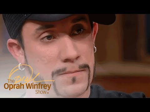 Backstreet Boy A.J. McLean Candidly Discusses His Addiction Spiral | The Oprah Winfrey Show | OWN