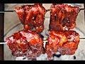 How To make Char Siu - Chinese Barbecued Pork Recipe - 叉燒 - Cantonese Roast Pork - 如何使叉烧