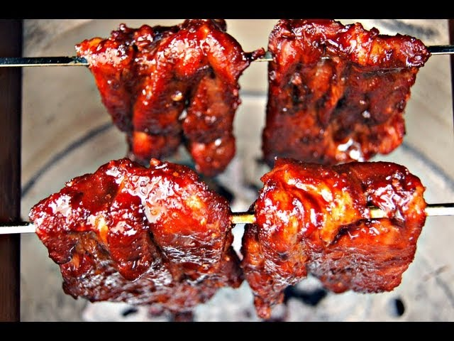 Recipes > Rice > How To make Cantonese Barbecue Pork