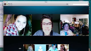 Me in the Unfriended movie!!!