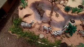 Updated Schleich Wildlife Reserve Tour!