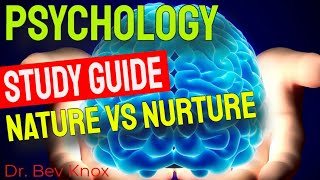 Learn Psychology While You Sleep - Nature vs Nurture Twin Studies