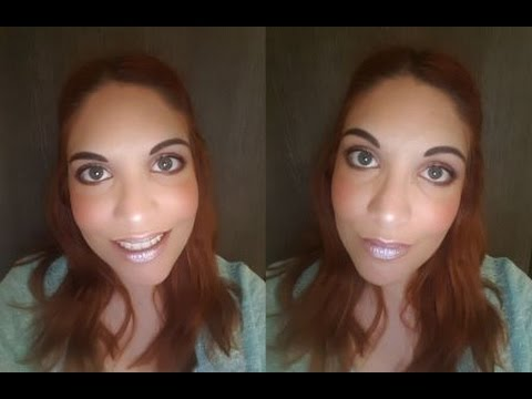 Rose Gold  Make-up Tutorial 2017