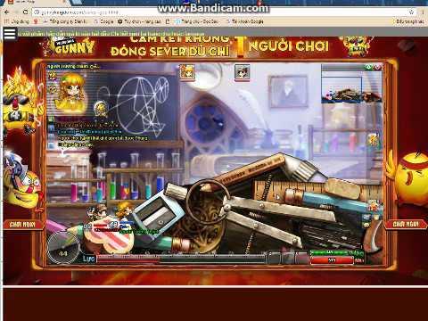 [Event Tết]Web Game Gunny Lậu Việt Nam Free All 9999999Xu,99999 có Webshop