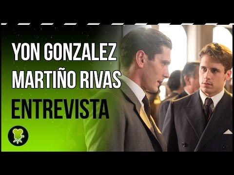 Yon González asegura que en 'Las chicas del cable' los hombres también se