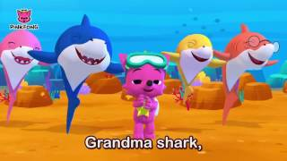 Baby Shark  Sing and Dance!  Animal Songs  PINKFONG Songs for Children