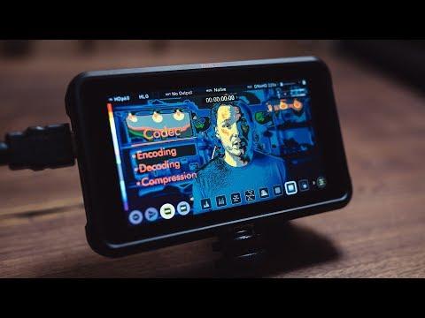 Video Codecs & Compression Guide (Feat. Atomos Ninja V)