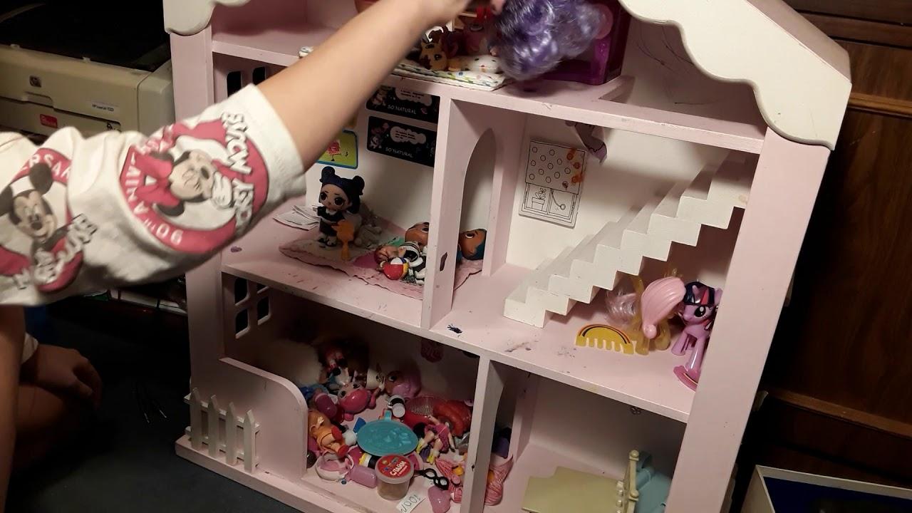 Куклы лол и их питомцы - YouTube