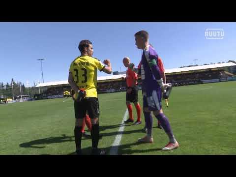 Honka Turku PS Goals And Highlights