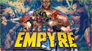 Marvel's Empyre: The Kree & Skrulls Join Forces