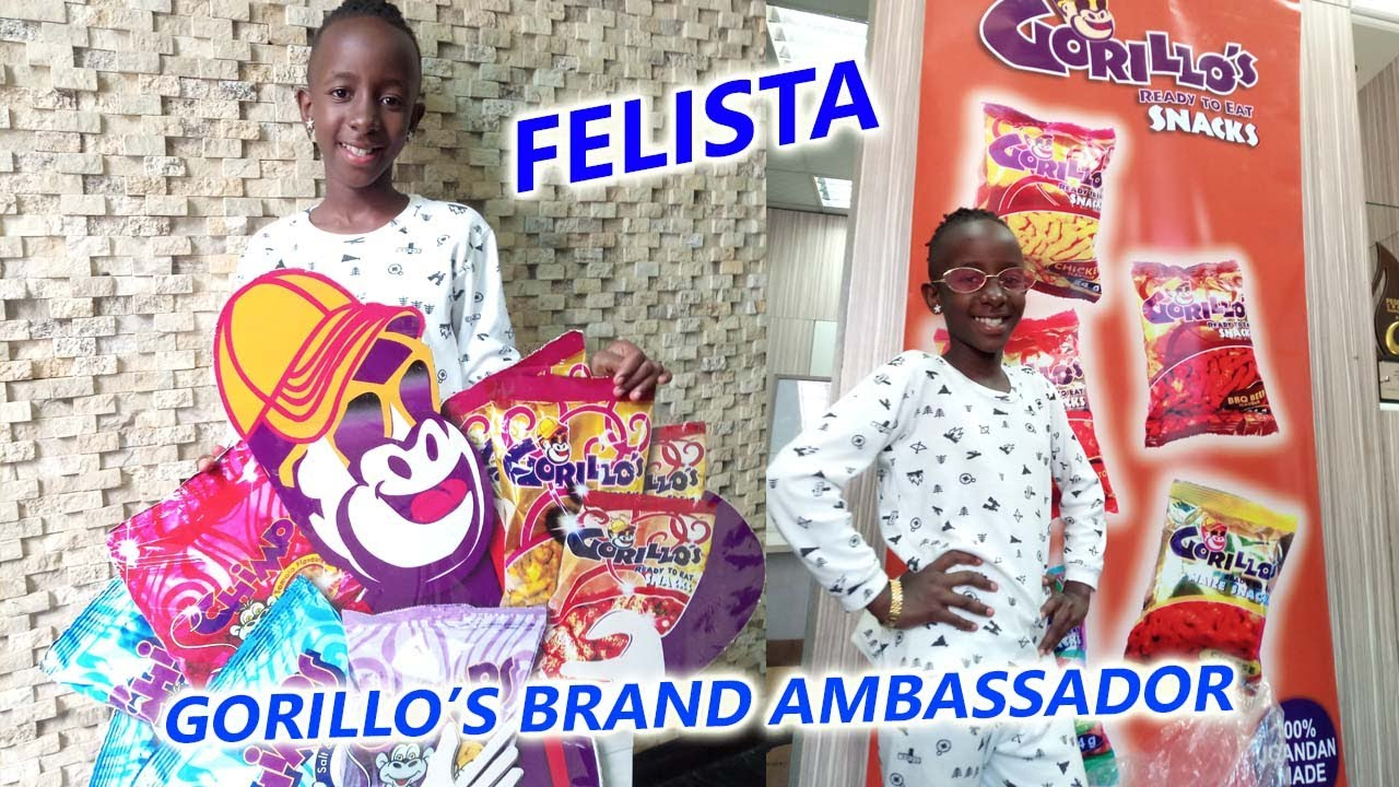 Felista Is Now Gorillo's Brand Ambassador