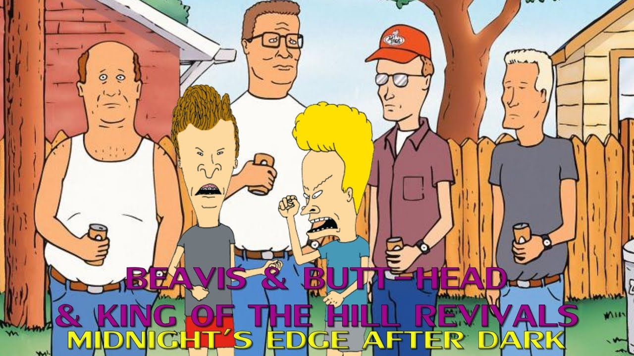 Join. agree beavis and butthead king of the hill