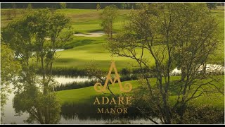 Preparations for the 2021 Golf Season on The Golf Course at Adare Manor!