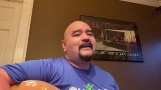 Baixar Somewhere Over The Rainbow by Israel Kamakawiwo'ole performed by Mark D.