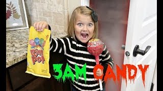 DON'T EAT CANDY AT 3AM! (Skit)