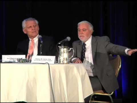 Legal Panel | 2012 Symposium on malignant mesothelioma