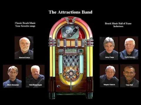 The Attractions Band - Walk In The Sand