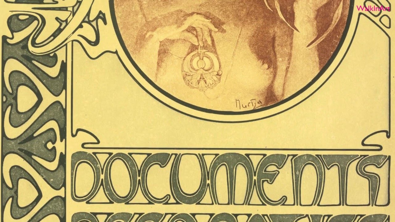 Alfons Mucha e le atmosfere Art Nouveau a Milano