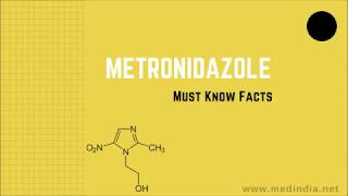 Metronidazole (flagyl): Antiprotozoal Drug To Treat Amebic Dysentery And Vaginal Infections