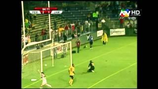 Perú 2 - Jamaica 1 -